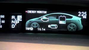 2012 | Toyota | Prius | Odometer and Trip Meter | How To by Toyota ...