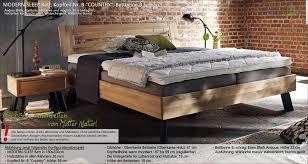 Massivholz Betten Modern Sleep Von Dänischem Hersteller Tjörnbo Im