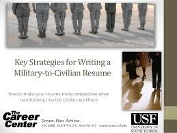 recruit military resume writing service military resume writing