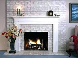 paint for brick fireplace ideas painting fireplaces dark brown hairs painted design images pics pain
