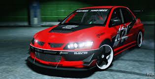 2006 Mitsubishi Lancer Evolution IX 2.0 for GTA 5