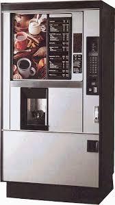 Old Coffee Vending Machine
