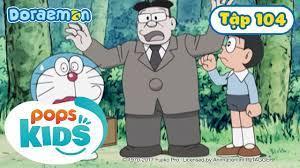 Tuyển Tập Hoạt Hình Doraemon Tiếng Việt Tập 104 - Nguy Hiểm! Mặt Nạ Sư Tử,  Cậu Bé Chính Trực
