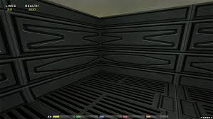 sci fi ceiling texture. Here Is One Of The Textures As A Segment In X9 But With No Shaders Yet. Sci Fi Ceiling Texture