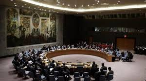 ukraine crisis what s the un doing about it latin america al the united nations security council during a meeting on the situation in ukraine at the un