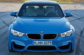 new car release for 20142015 BMW M3 and M4 Revealed for 2014 Detroit Auto Show