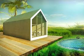 Small Picture Forest Modern Prefab Cabin Kits and Plans architecture design