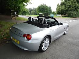 BMW Convertible bmw z4 08 : Used Cars | BMW Z4 | Cardiff