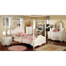 Princess Sofia Bedroom Sofia Fairy Tale Style Pearl White 4 Piece Twin Bedroom Set