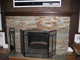 fireplace redo ideas on mosaic fireplace tile