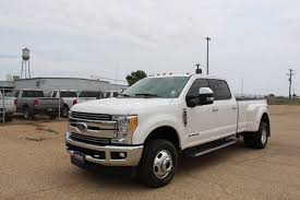 2017 Ford F-350SD Lariat DRW in Brownfield, TX   Lubbock Ford F ...