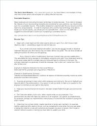 Examples Of Resume Objectives Basic Resume Objective Examples