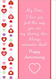 Free Printable Anniversary Cards Beauteous Free Printable Anniversary Cards For Her