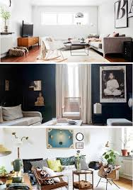 Painting Your Living Room Freshen Up Your Living Room With A New Coat Of Dark Gray Paint To