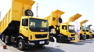 tata motors kicks off truck world in hubli