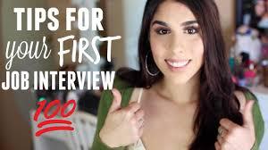 first job interview tips first job interview tips