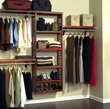 wall mounted closet racks storage cabinets shoe towel shelves briefcase d on top small organizer ideas