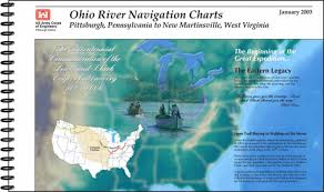 Ohio River Navigation Charts New Martinsville West Virginia To Pittsburgh Pennsylvania The Bicentennial Commemoration Of The Lewis And Clark Corps