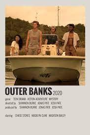 Outer Banks Poster | Cartazes de filmes minimalistas, Posters de filmes  minimalistas, Pôsteres de cinema minimalistas