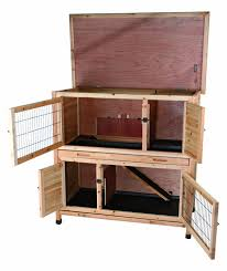 here s how to build your own indoor bunny hutch