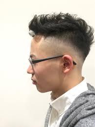 矢作レオさんのヘアスタイル メンズポンパドールクラシック Intended