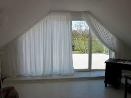Fenster Gardinen Günstig Gardinen Direkt Am Fensterrahmen Wohn Design
