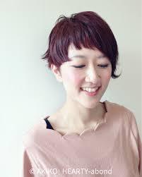 単調ショート髪をアシンメトリー劇的イメチェン取り入れやすい髪型も