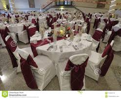 Reception Table Set Up Wedding Reception Set Up With All Table Arrangements For