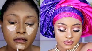 nigerian traditional bridal makeup tutorial 2018 you