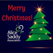 Office Closed Merry Christmas Alice Saddy Association