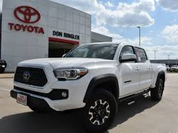 New 2018 Toyota Tacoma TRD Off Road V6 For Sale in Temple, TX ...