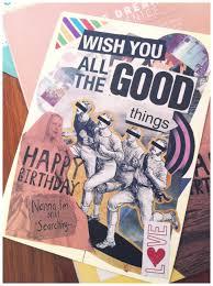 Diy Birthday Card Collage Diy Diy Cards Diy Diy Birthday