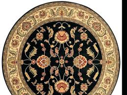 black rugs round area photo 2 of 6 rug canada home depot target s