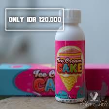 Jual Ice Cream Cake Vapor Bekasi Jual Ice Cream Cake Vape Murah Bekasi