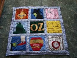 Wizard of OZ Quilt | Nursery, Babies and Wicked & Wizard of OZ Quilt by blondeheroine | Flickr - Photo Sharing! Adamdwight.com