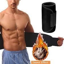 <b>SWEET SWEAT WAIST TRIMMER</b> Unisex Sweat Smart Waist ...