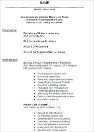 Nursing-Resumes-Samples-105Nursing Resume Sample Writing Guide ...