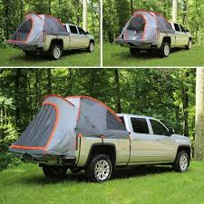 2 People Outdoor Camping Pick Up Truck Bed Tent SUV Waterproof ...