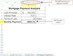 Home Mortgage Finance Calculator Mortgage Calculator Excel Spreadsheet Excel Mortgage Calculator