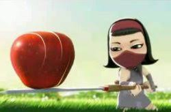 Mini Ninjas Kunoichi