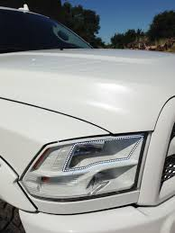2016 Ram 2500 Cab Lights
