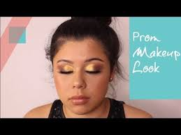 prom glam makeup look 2019 tutorial
