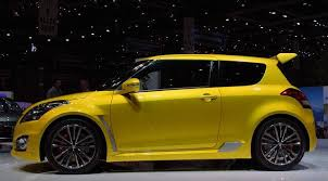 2018 suzuki swift sport. plain suzuki 2018 suzuki swift side view throughout suzuki swift sport