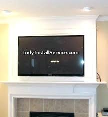 tv installation above fireplace mounting on fireplace flat screen mounting installation above fireplace mounting over fireplace