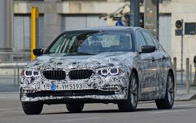 2017 BMW 5 Series Reveals Details in New Spy Photos » AutoGuide ...