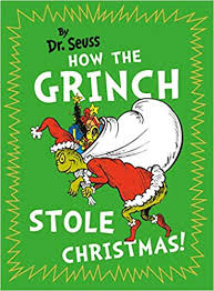 how the grinch stole christmas book cover. Brilliant Christmas How The Grinch Stole Christmas Pocket Edition Dr Seuss Amazoncouk  Dr Seuss 9780008183493 Books To The Christmas Book Cover S
