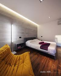modern bedroom lighting design. this contemporary designed apartment spreads over 150 square meters and is located in the heart of bucharest romania design concept revolves around a modern bedroom lighting