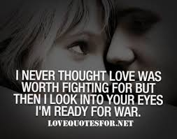 Fighting For Love Quotes Custom 48 Best Quotes About Fight Fight Quotes QuotesOnImages