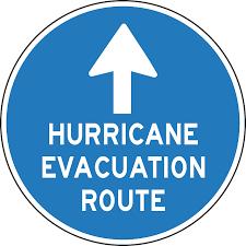 please lock door sign. Evacuation Route Please Lock Door Sign