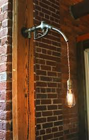 ... fixture for your man cave. vintage-gas-pump-nozzle-hanging-lamp